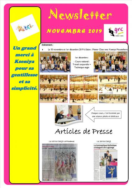20 newsletter novembre bis2 2019
